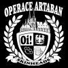 "Triko dámské Operace Artaban ""Skinheads""-6154"