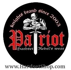 "Placka Patriot ""Knihgts Brand""-0"