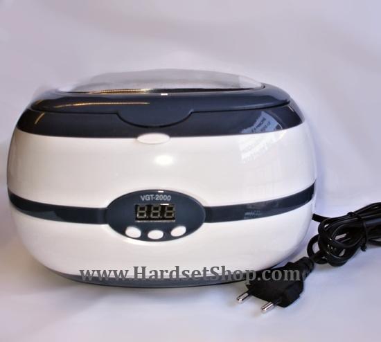 Ultrazvuková digitální čistička VGT-2000-0