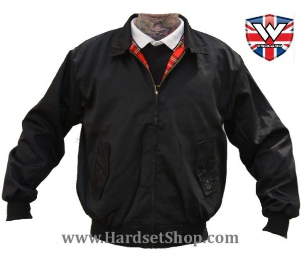 "Harrington Warrior clothing ""Black""-0"