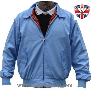 "Harrington Warrior clothing ""Blue""-0"