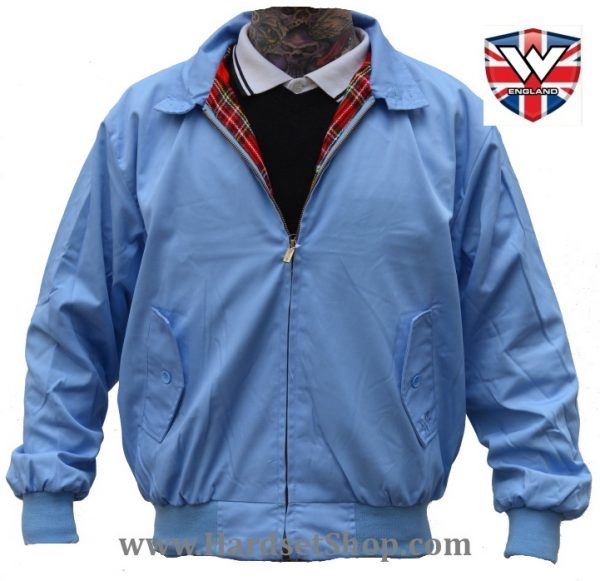 "Harrington Warrior clothing ""Blue""-0"