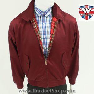 """Harrington Warrior clothing """"Bordo""""-6228"""