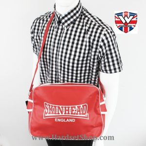 "Kabelka Warrior clothing ""Skinhead England""-0"
