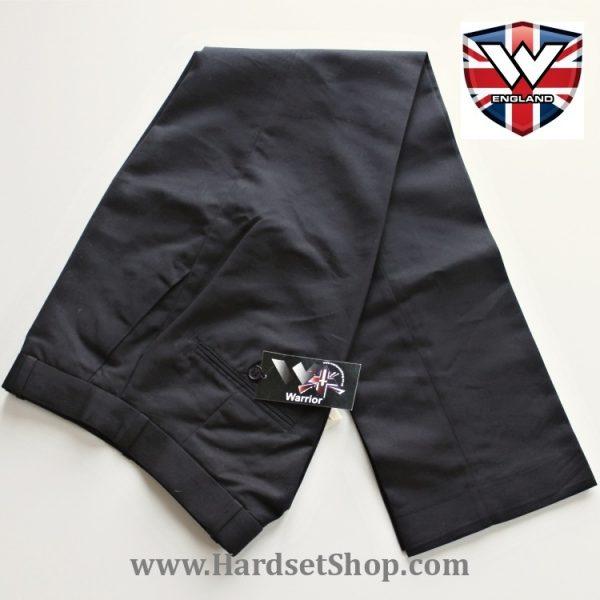 """Kalhoty Sta-Prest Warrior clothing """"BLACK""""-0"""