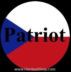 Placka Patriot vlajka-0