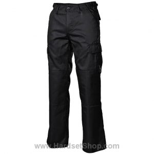 "Dámské kalhoty MFH US ARMY ""BLACK""-0"