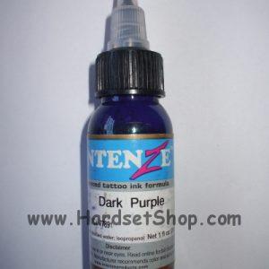 Tetovací barva Intenze Dark Purple 30ml-0