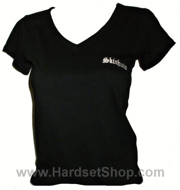 Dámské Skinheads tričko V-0