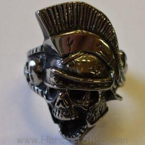 """Chirurgická ocel prsten """"Pretorian""""-0"""