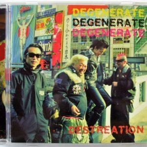 Degenerate - Destreation-0