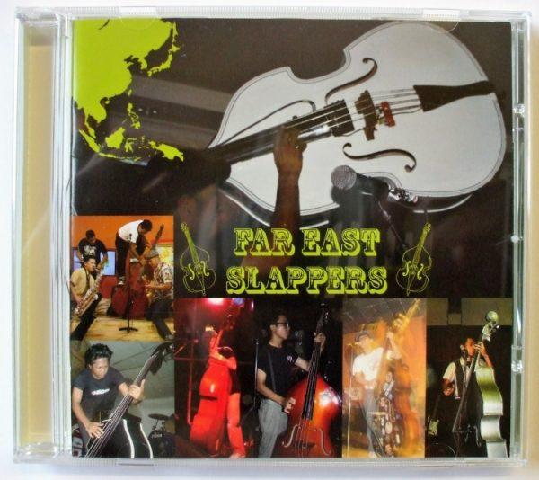 CD Japonský výběr Far East Slappers-0