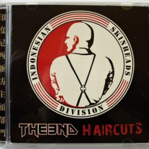Slipt CD- Indonesian skinhead division-0