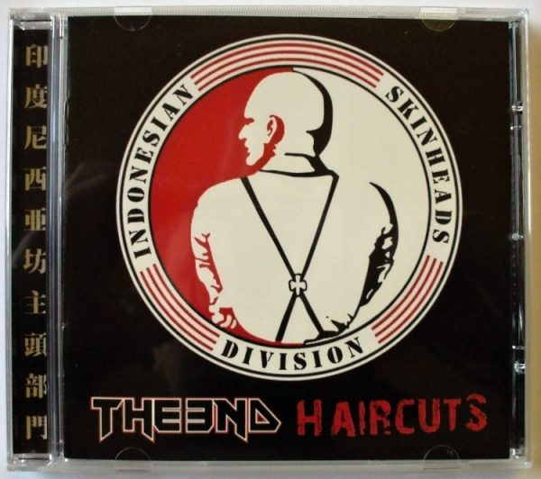 Slipt CD- Indonesian skinhead division-0