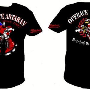 "Triko Hardset ""Operace Artaban-since 1997""-0"