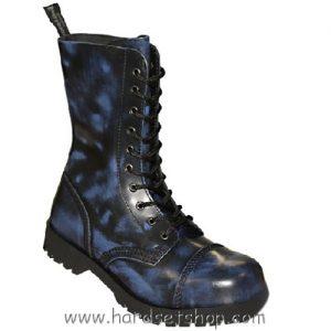 """Boots & Braces 10 dírkové """"BLAU""""-0"""