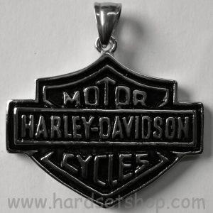 """Chirurgická ocel - přívěšek """"Harley Davidson""""-0"""