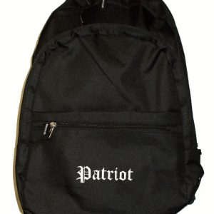 "PATRIOT Hardset batoh ""SPECIAL"" BLACK-0"