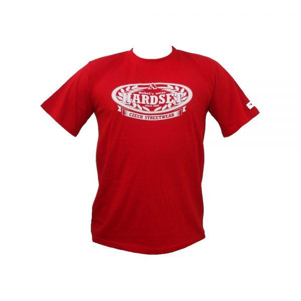 """Dětské triko Hardset """"since 2003-RED""""-0"""