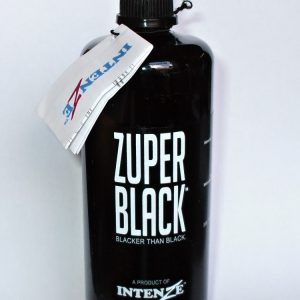 Tattoo barva INTENZE ZUPER BLACK 360ml-0