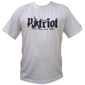 "Hardset triko Patriot 2016 ""WHITE""-0"