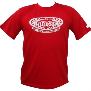"Hardset triko ""Since 2003"" RED-0"