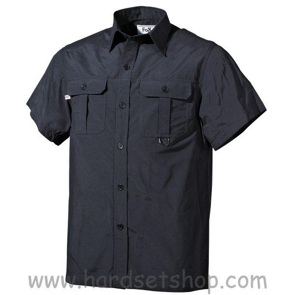 """Outdoorová košile FOX """"Black""""-0"""