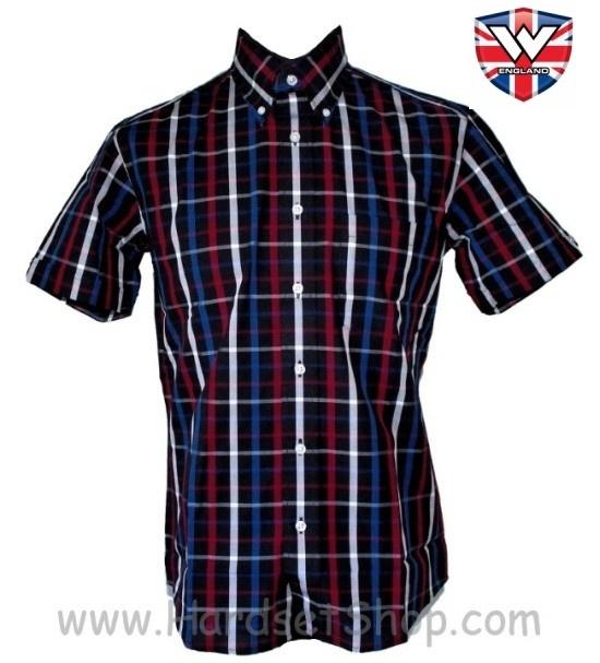 "Warrior Clothing košile ""BNWS""-0"