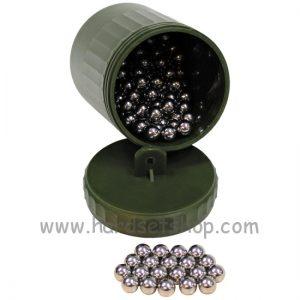 Ocelové kuličky 8mm, 200 ks-0