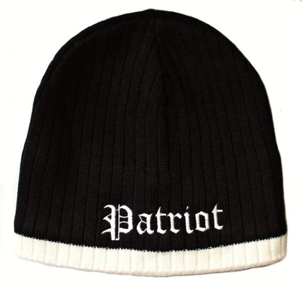 "Patriot kulich ""Black/White""-0"