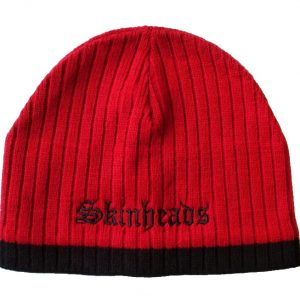 "Skinheads kulich ""RED/Black""-0"