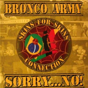 Bronco Army vs. Sorry...No!-0