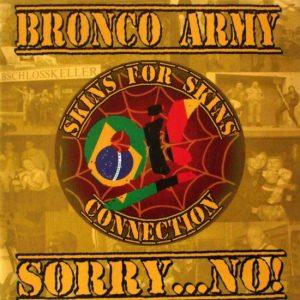 Bronco Army vs. Sorry...No!-0