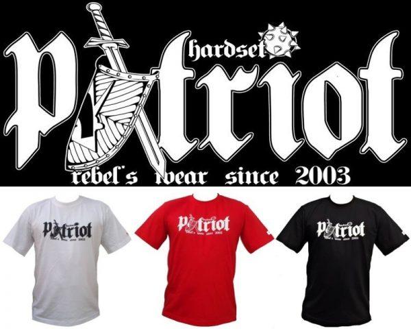 "3 trička za cenu dvou ""Hardset Patriot""-0"