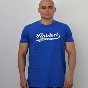 "Hardset triko ""Rebel´s Wear"" BLUE-0"