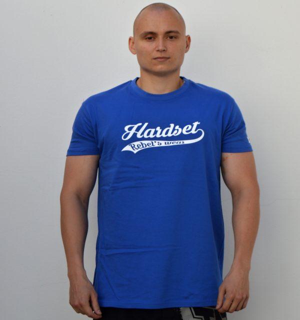 """Hardset triko """"Rebel´s Wear"""" BLUE-0"""