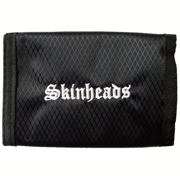 Skinheads peněženka 12,5x8,5-0