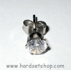 Chirurgická ocel - náušnice KVH-0