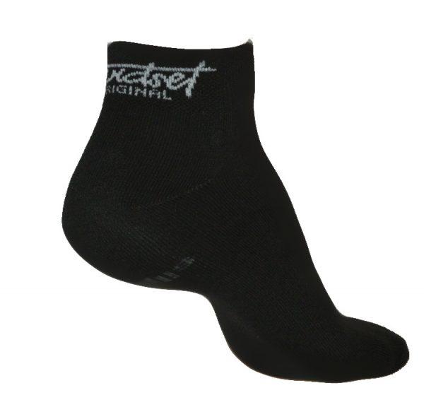 Hardset ponožky BLACK LX -0