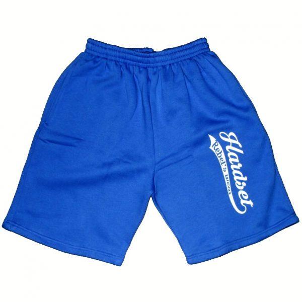 """Hardset teplákové shortky """"BLUE""""-0"""