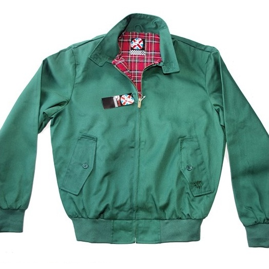 "Harrington Warrior clothing ""Green""-0"