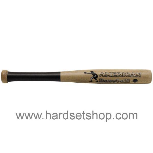 Dřevěná Baseball pálka FOX 46cm-0
